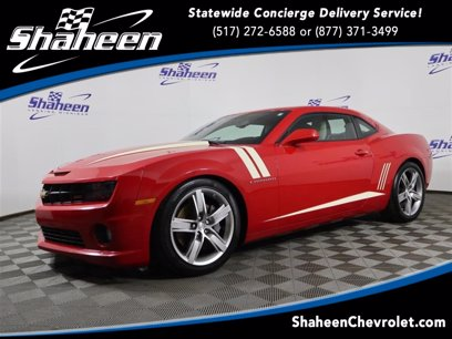 Photo Used 2012 Chevrolet Camaro SS Coupe w RS Package for sale