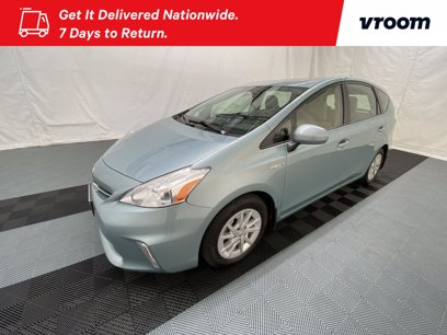 Photo Used 2014 Toyota Prius V Three for sale