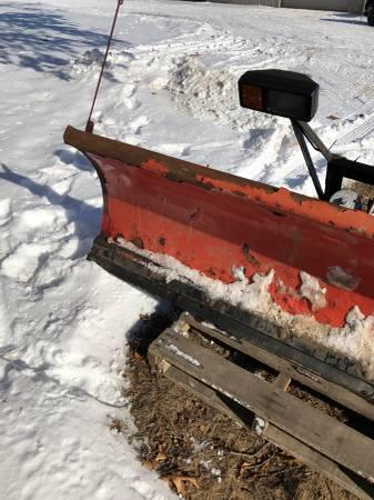 Photo Western Snow Plow - $775 (St Johns)