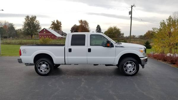 Photo quot1quot OWNER 2016 FORD F250 XLT 4X4 CREW CAB FOR SALE - $28900 (PERRY)
