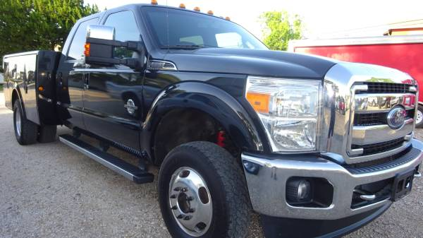 Photo 14 FORD F350 LARIAT 4X4 UTILITY (TRIPLE C MOTORS.NET)