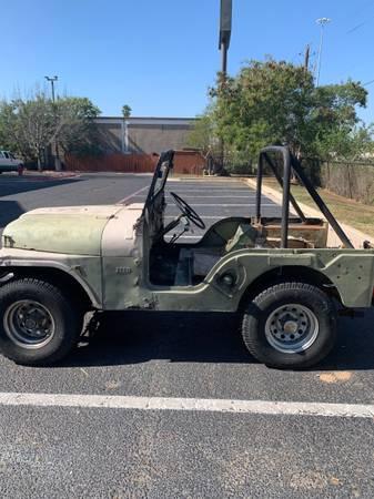 Photo 1964 Willys Jeep CJ5 - $3,000 (Laredo)