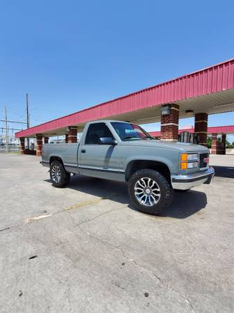 Photo 1996 GMC Sierra Reg. Cab - $6,999 (Laredo)
