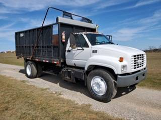 Photo 1998 Chevy C7500 Dump Truck - Diesel LOW miles - $16,500