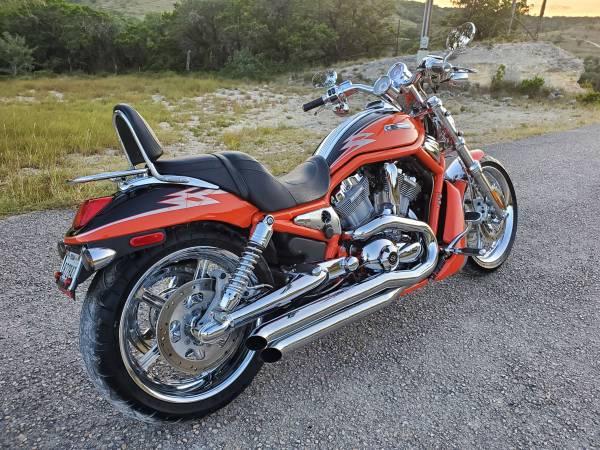 Photo 2005 CVO Screaming Eagle V-rod - $8,300 (Bandera)