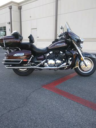 Photo 2008 YAMAHA ROYAL STAR VENTURE - $3,750 (Bulverde tx)
