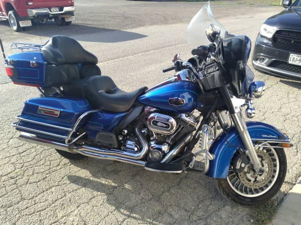 Photo 2009 Harley Davidson Ultra Classic - $6,000 (San Antonio - Rigsby  410)