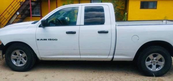 Photo 2011 DODGE RAM 1500 - $7500 (Laredo, TX)