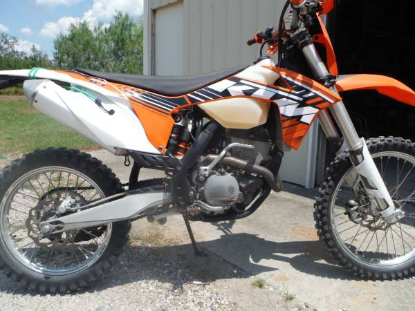 Photo 2012 KTM 250 XC-F Dirt Bike - $4,000 (Corpus Christi)