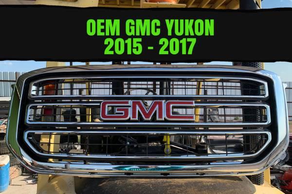 Photo 2015-2017 GMC YUKON GRILLE - $320 (laredo)