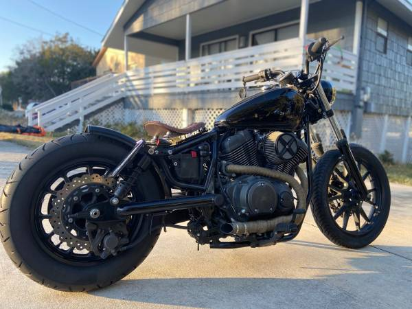 Photo 2016 Yamaha Bolt (better than Harley Davidson) - $5,000 (Canyon Lake)