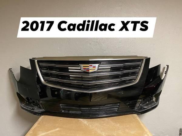 Photo 2017 CADILLAC XTS-BUMPER (Laredo Tx)