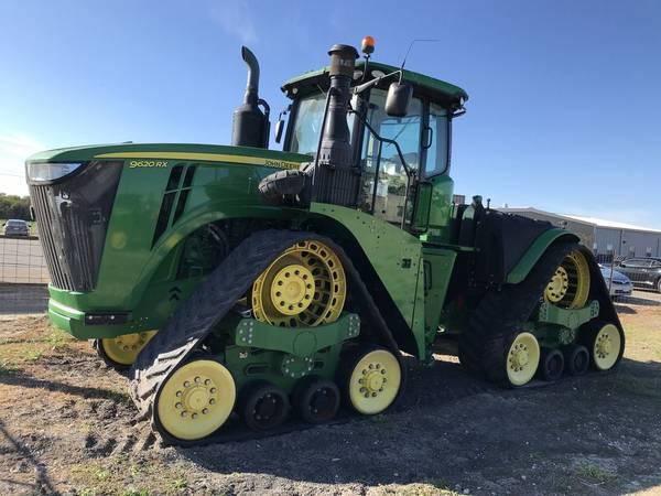 Photo 2017 John Deere 9620RX Track Tractor- Call 830-379-5477 - $434,500 (Tellus Equipment Seguin)
