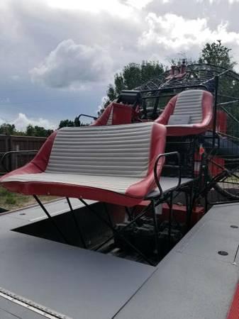 Photo 2018 Airboat Levitator LSA - $27500