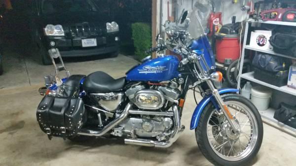 Photo 97 Harley 883 Sportster - $4,500 (NW Sa Antonio)