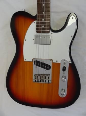 Photo Fender Limited Edition Squier Telecaster w Humbucker Neck Pickup New - $245 (San Antonio)