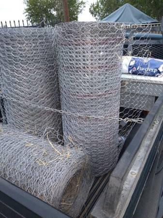 Photo Heavy gauge wire not the reg one - $45 (laredo)