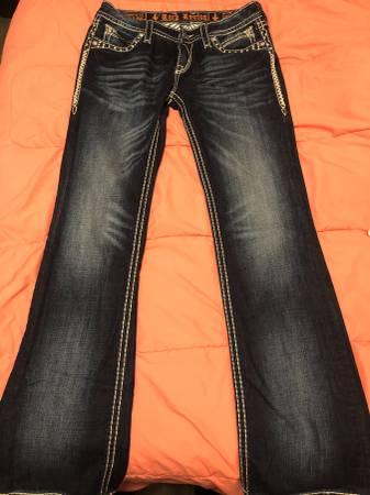 Photo Women39s Rock Revival Jeans Original - $40 (Laredo)