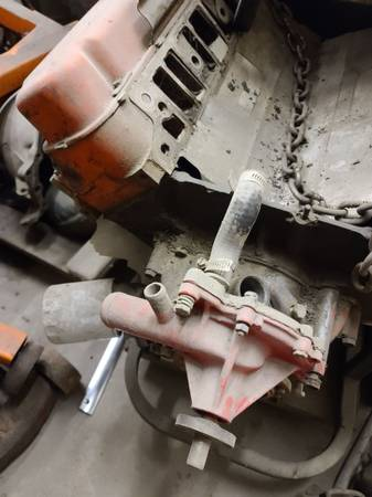 Photo 1968-1972 Buick 350 motor came out of a 1969 skylark - $100 (Marseilles)