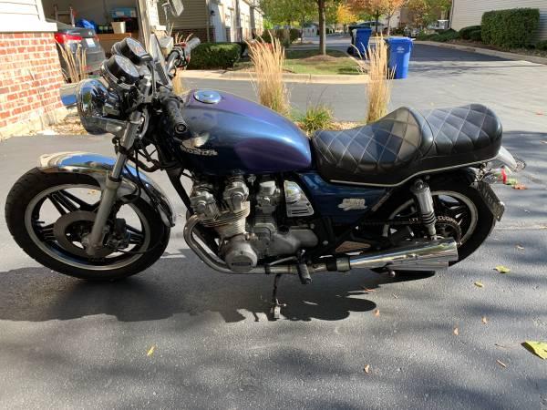 Photo 1981 Honda CB 750 Custom - $1,775 (South Elgin)