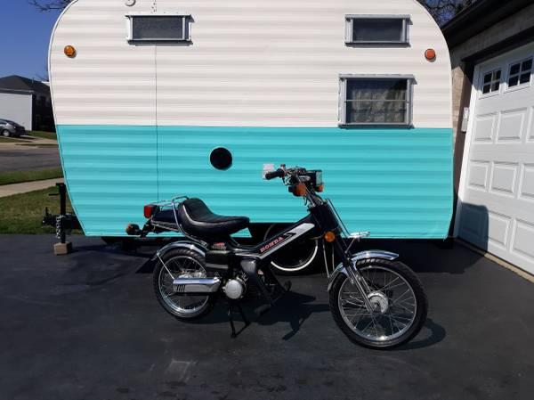 Photo 1982 Honda Urban Express 50 moped - $1,300 (Carol Stream)