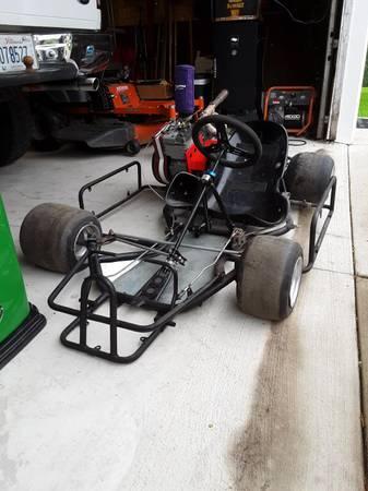 Photo 2000 Go-Kart - $600 (Sheridan)