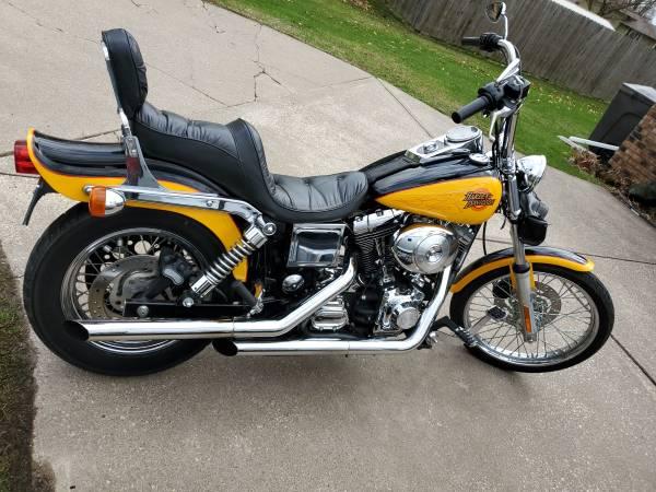 Photo 2000 Harley Davidson Dyna Wide Glide FXDWG - $6,750 (Hton)