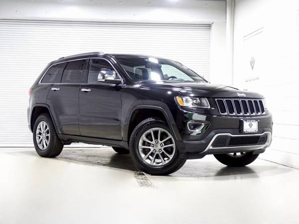 Photo 2015 Jeep Grand Cherokee Limited Bad Credit, No Credit NO PROBLEM - $. (2015 Jeep Grand Cherokee Limited Bad Cred)