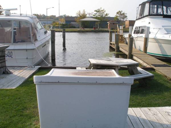 Photo 40 foot x 14 foot Boat Slip for Sale - $50,000 (South Haven)