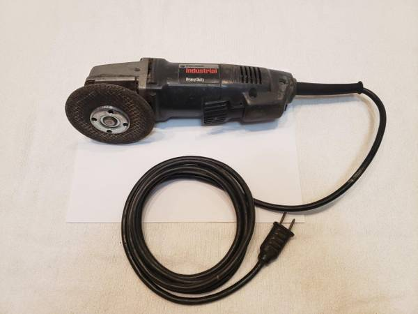 Photo Black and Decker 2750 Type 100 4-12 Angle Grinder Parts 6 Amp - $49 (Glenview)