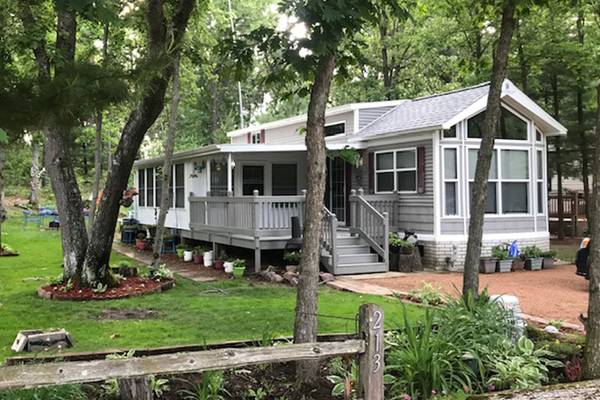 Photo Canterbury Park Model for Sale - $62,000 (Lyndon Station WI)