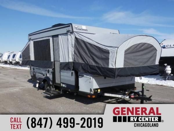 Photo Folding Pop-Up Cer 2021 Coachmen RV Clipper Cing Trailers 1285SS - $24,679 ($0)