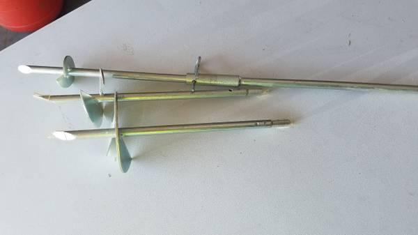 Photo Four(4) Piece Mixer Set - $8 (Belvidere)