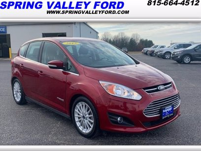 Photo Used 2015 Ford C-MAX SEL for sale