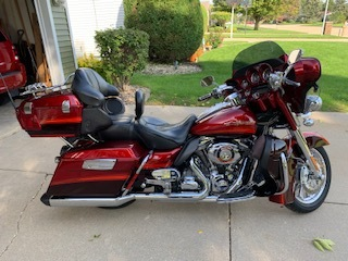 Photo 2009 Harley-Davidson ELECTRA GLIDE CVO ULTRA CLASSIC $11899252.26252.26