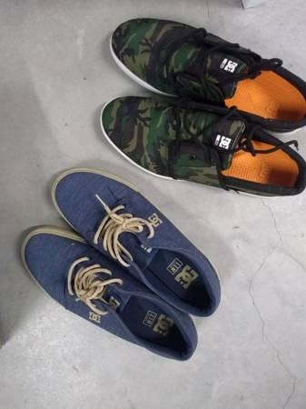 Photo dc shoes bundle size 11 - $10 (Hillside northlake)