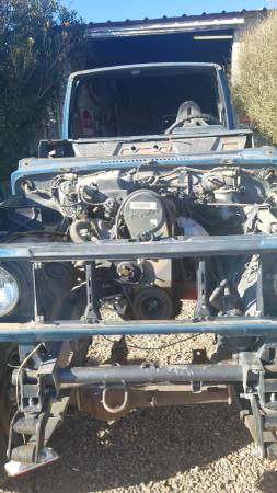 Photo 1.6L 16V Suzuki Sidekick Engine - $400 (Las Cruces)