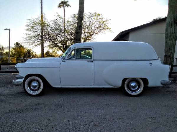 Photo 1954 Chevy Sedan Delivery - $17500 (Central Tucson)