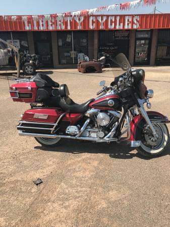 Photo 1998 Harley Davidson Ultra Classic 80 cu in Evo - $5,950 (Alamogordo)