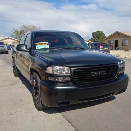 Photo 1999 GMC Sierra 1500 $$OBO$$ - $6500 (Las Cruces)