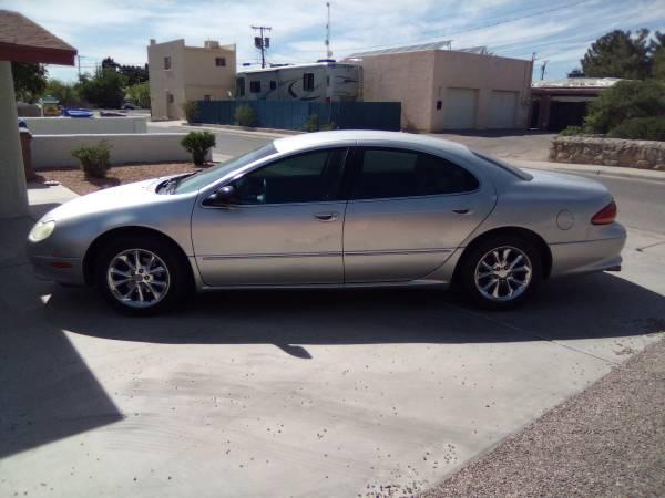 Photo 2000 Chrysler LHS - $1200 (Las Cruces)