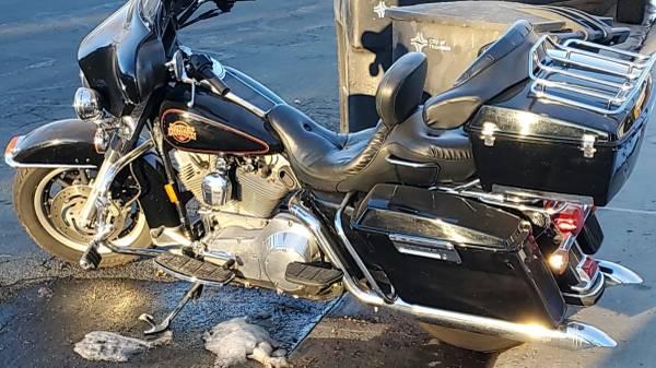 Photo 2002 Harley Davidson Electra Glide - $6,000 (El Paso)