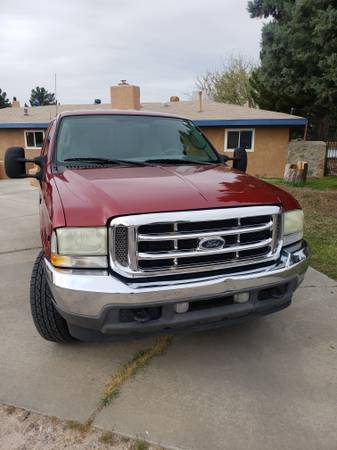 Photo 2003 Ford F250 - $6800 (Las Cruces)