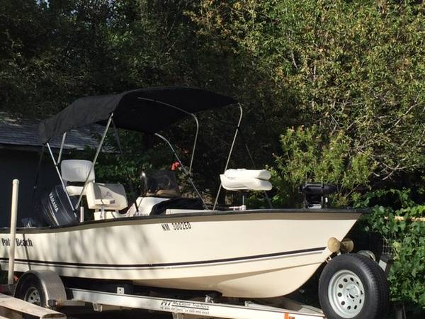 Photo 2007, 18 foot Center Console Boat with trailer and motor - $14,500 (ABQ, New Mexico)