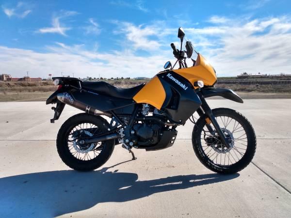Photo 2013 Kawasaki KLR 650 - $3750 (LAS CRUCES)