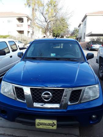 Photo 2014 Nissan frontier For Trade - payments accepted - $13000 (Las Cruces)