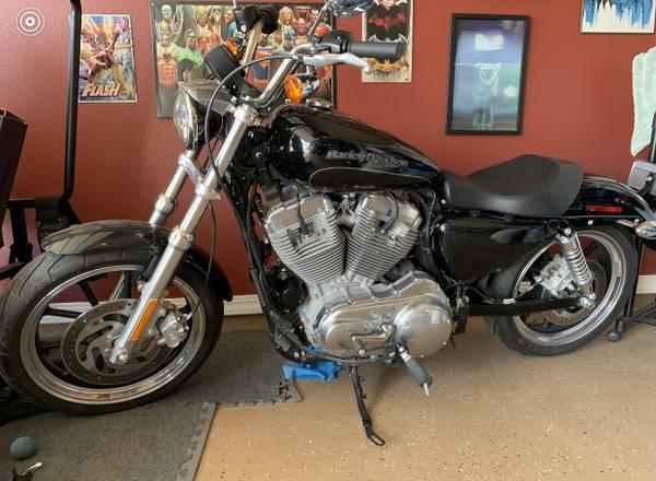 Photo 2015 Harley Davison 883 - $5,750 (El Paso, TX)