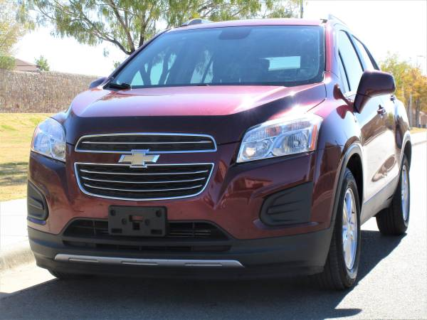 Photo 2016 CHEVROLET TRAX LT 1.4L 4 CYL BACKUP CAMERA CLEAN TITLE - $10995 (CARRERA MOTORS 5940 DONIPHAN EL PASO TX)
