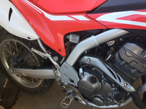 Photo 2017 Honda 250L Dirt Bike Motorcycle - $6,500 (Carrizozo)