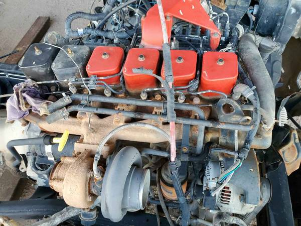 Photo Dodge 12 Valve Cummins Engine - $1950
